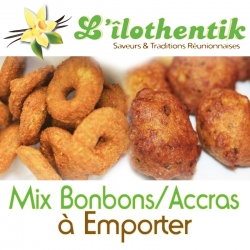 L'îlothentik Mix Bonbons Piment/Accras