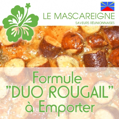 "Formule ""Rougail Duo"""