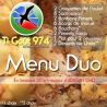 Menu Duo Ti GOUT 974
